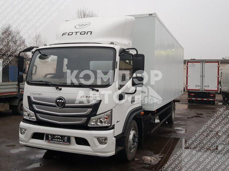 FOTON S120 (BJ1128) промтоварный фургон full