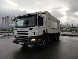 Scania p-series 340 мусоровоз