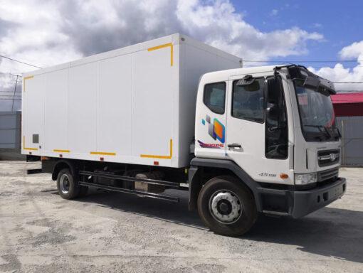 Изотермический фургон Daewoo Novus CC4CT
