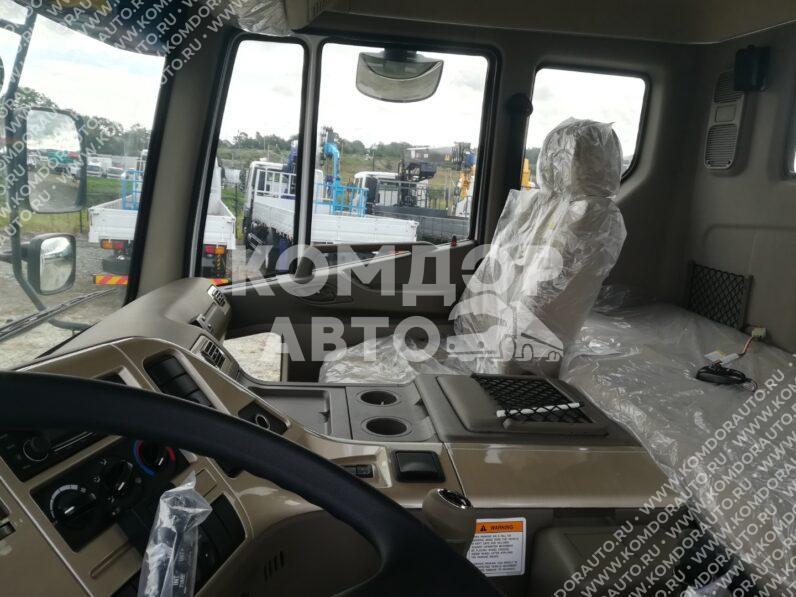 HRS216 на шасси Daewoo Novus CL8CF full