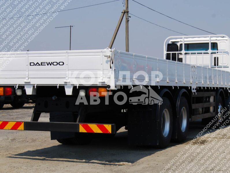 Грузовик на шасси Daewoo Novus (19 т) full
