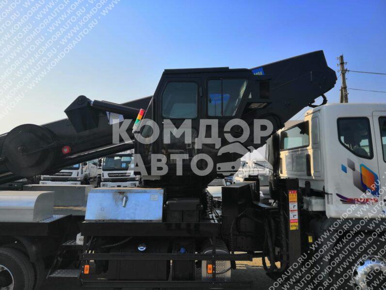 Автовышка Hansin 45m на шасси Daewoo Novus CC4CT full