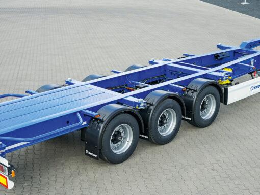 Krone контейнеровоз Box Liner SDC 27 eLT3