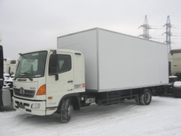 Фургон HINO 500 GD8JMTA до 12т