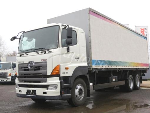 Промтоварный фургон HINO 700 FS1ELVD-QPR до 30,7т
