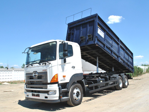 HINO 700 FS1ELVD-QPR до 30,7 т
