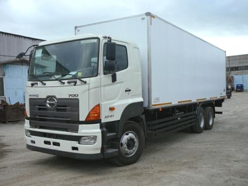 Фургон изотермический HINO 700 FS1ELVD-QPR до 30,8 т