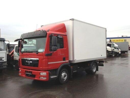 Фургон MAN TGL 12.180 4x2BL C (изотерма)