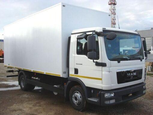 Фургон MAN TGL 12.180 4x2 BB C (изотерма)