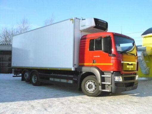 Фургон MAN TGS 26.400 6x2-2 BL