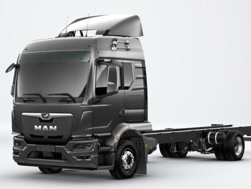 Шасси MAN TGM 12.290 4x2 LL CH