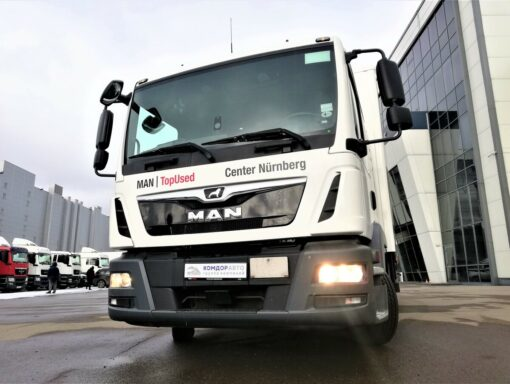 Фургон MAN TGL 8.190 4x2 BL