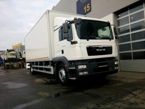 Фургон MAN TGM 18.250 4x2 BL
