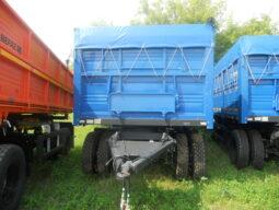 НЕФАЗ-8332-01 (зерновоз)