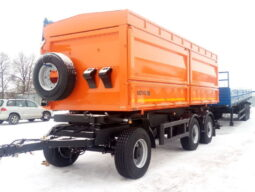 НЕФАЗ-8560-04 (зерновоз)