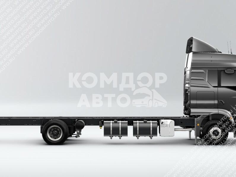 Шасси MAN TGM 12.290 4x2 LL CH full