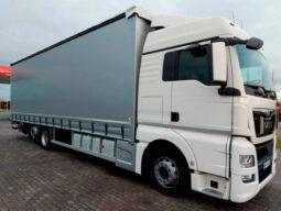 Фургон MAN TGX 26.440 6x2