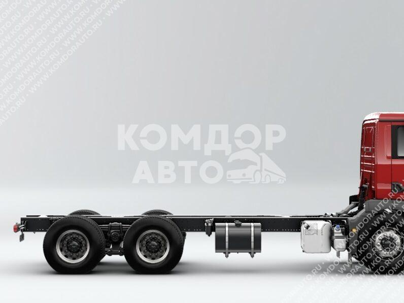 Шасси MAN TGM 26.290 6x4 BB CH full