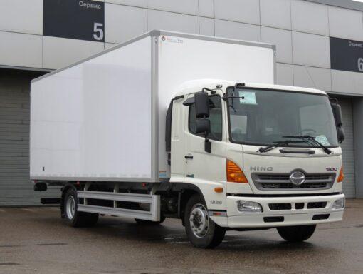 Фургон изотермический HINO 500 GD8JMUA до 12т